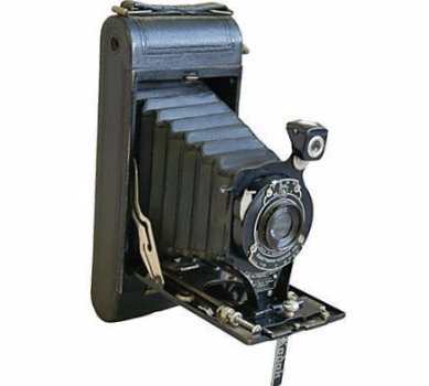 early 1900s kodak pocket folding camera   chairish