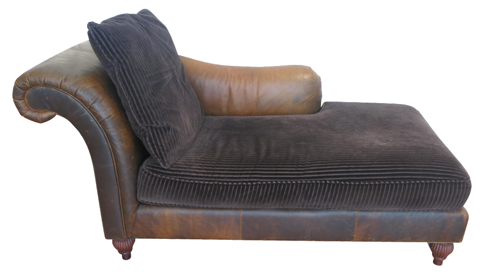 Vintage Used Brown Chaises And Daybeds Chairish