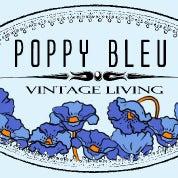 Image of Poppy Bleu Vintage Living