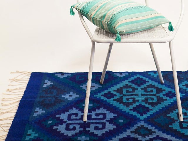 Image of Small Throw Rugs