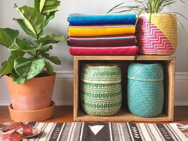Image of Baskets & Boxes