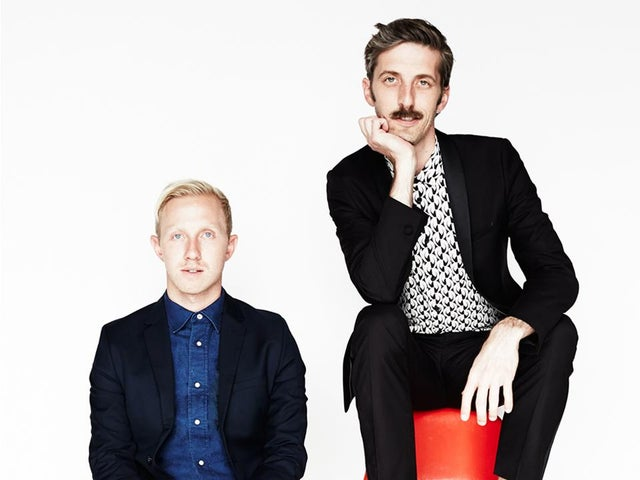 Image of Design Insiders Mat  Sanders and Brandon Quattrone