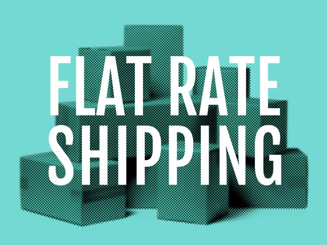 Image of $249 Flat Rate Shipping