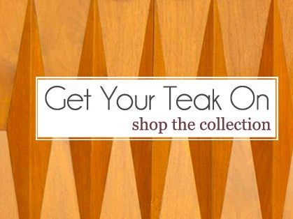 Image of Get Your Teak On