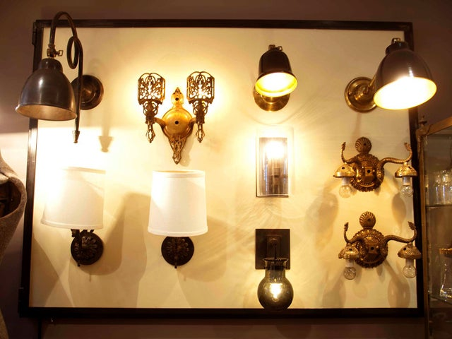 Image of Wall Lamps