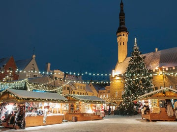 Image of The European Holiday Flea