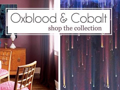 Image of Cool Combo Oxblood and Cobalt