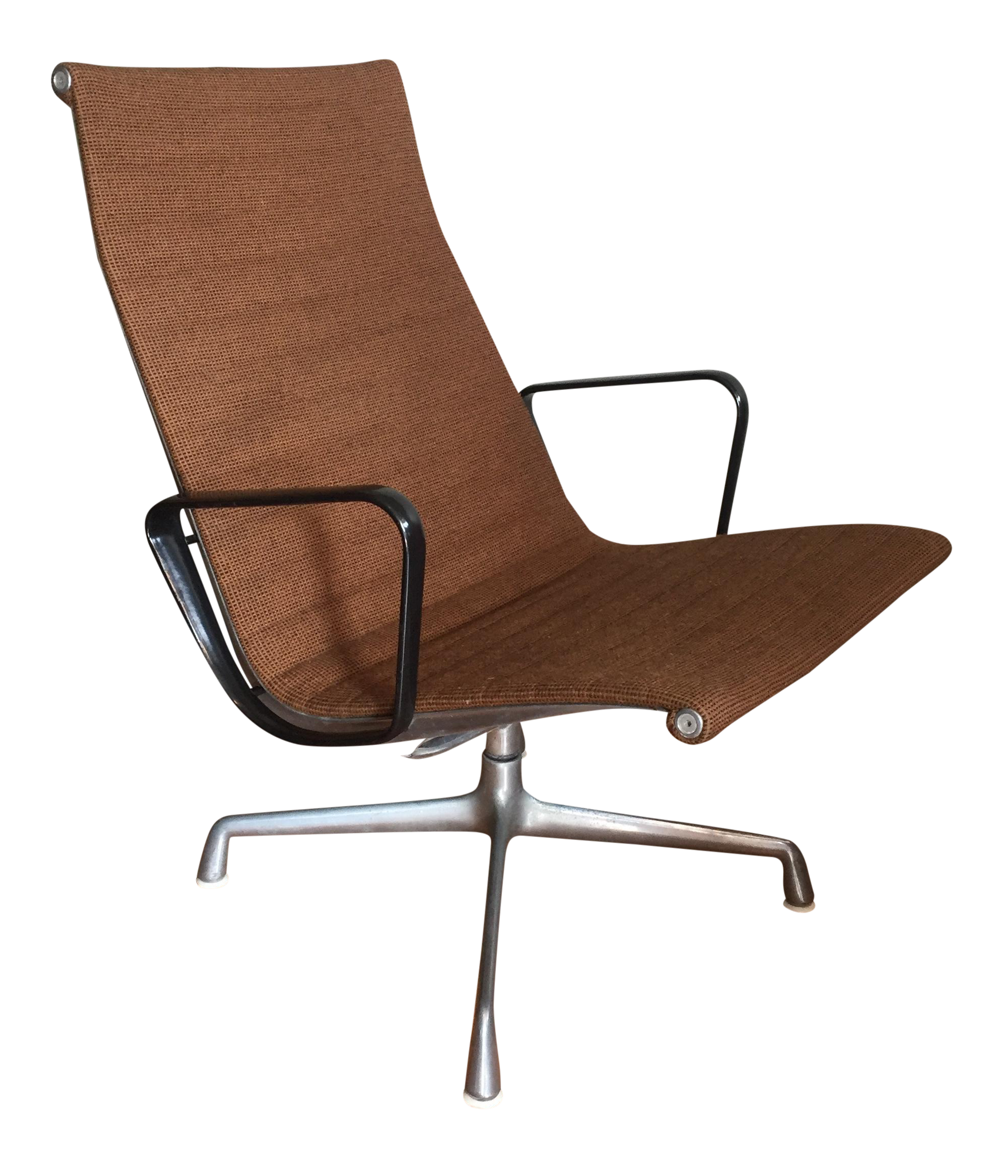 Original eames chair - Vintage Eames Aluminum Group Chair