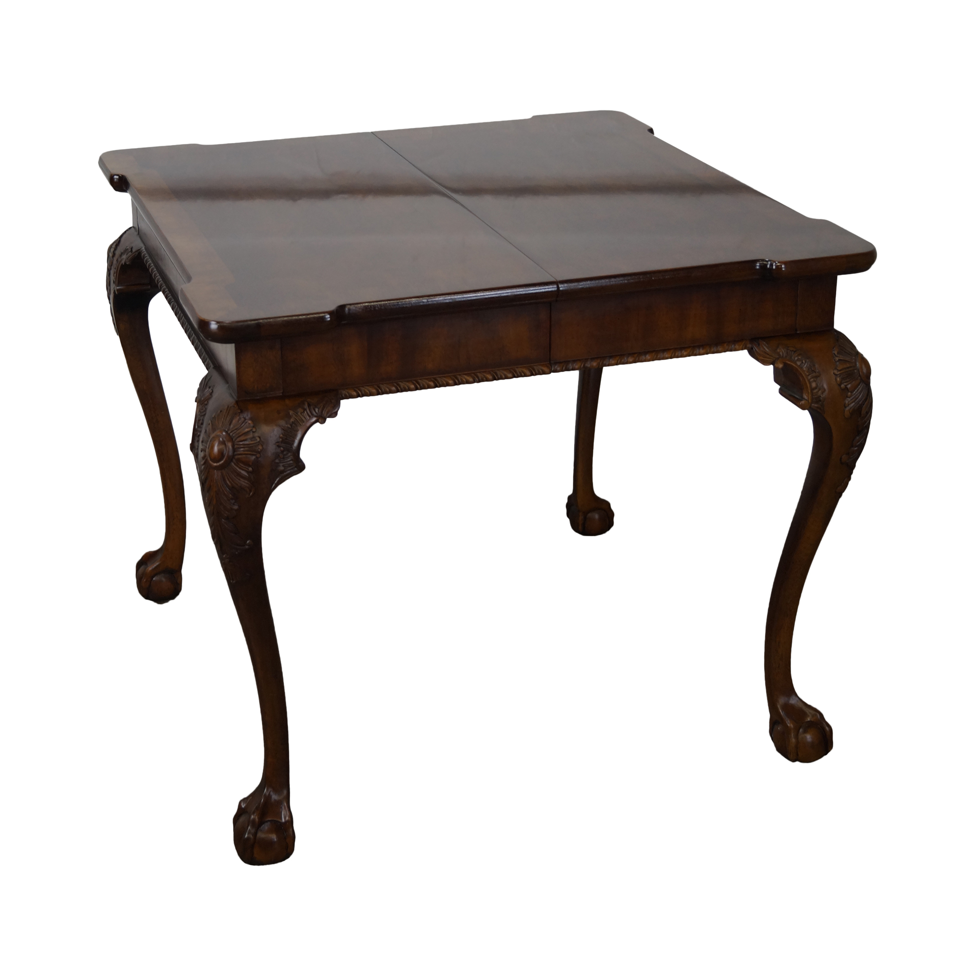 Henredon Mahogany Ball amp Claw Foot Dining Table Chairish : 02050703 3be5 4f88 b53c c4b6dfaccc82 from www.chairish.com size 2000 x 2000 png 1105kB