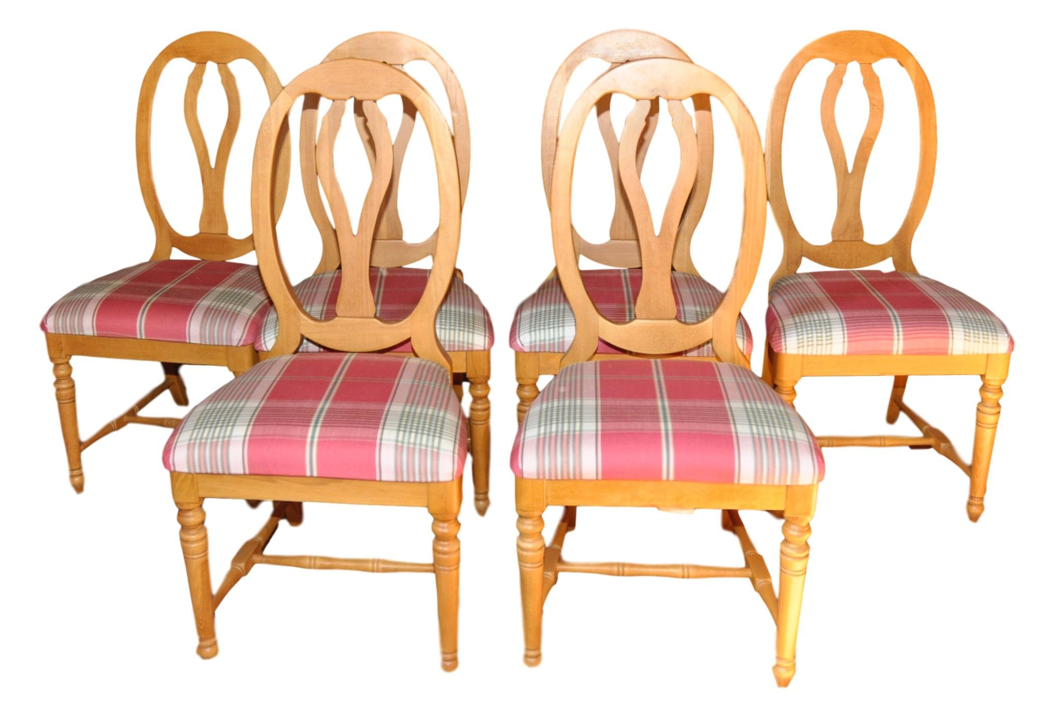 Lexington FurnitureUpholstered Dining Room Chairs Set Of