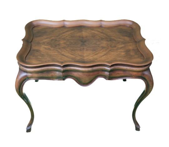 Baker French Provincial Coffee Table Chairish