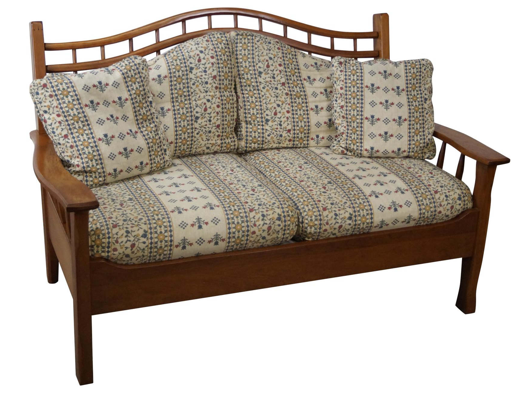 Country furniture sofa - Image Of Hunt Country Furniture Windsor Settee