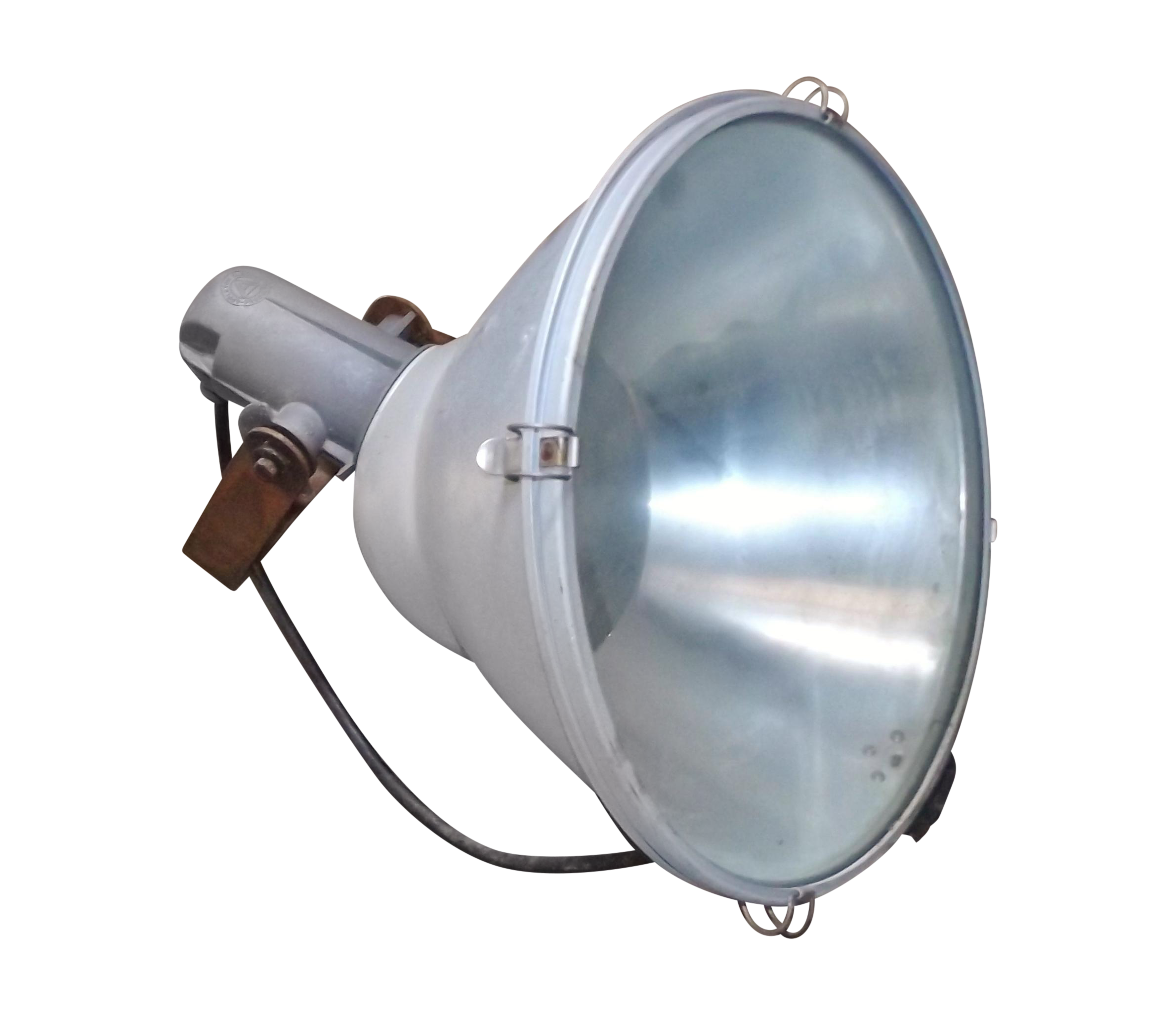 Wall Mounted Flood Lamp : Industrial Wall Mounted Flood Light Chairish
