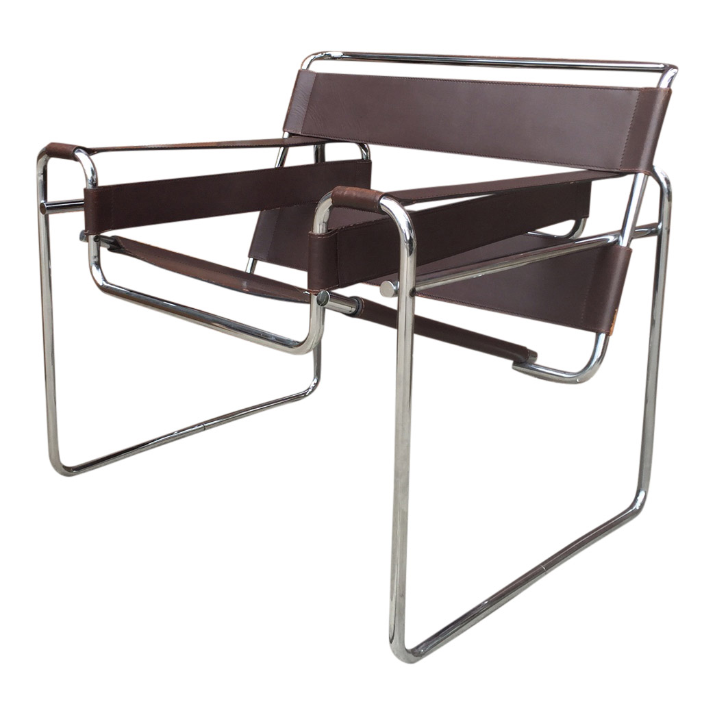 Wassily Chair Drawing - Image of marcel breuer wassily chairs