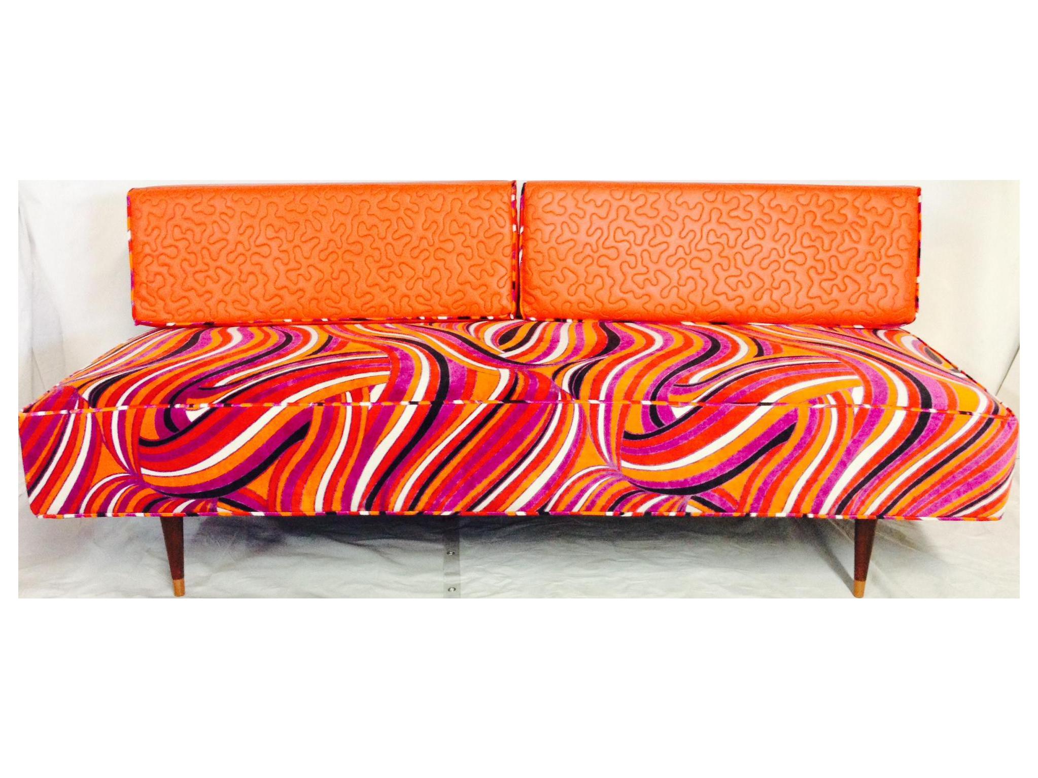 beautiful retro danish modern daybed sofa ourrtw