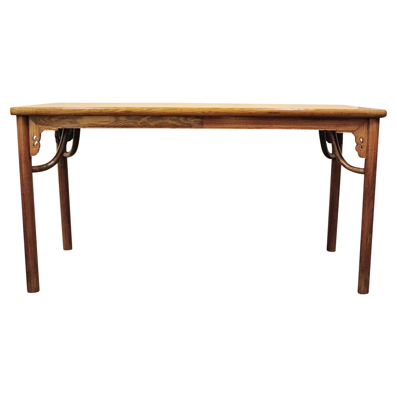 Mcguire asian antique chinese console table chairish geotapseo Gallery