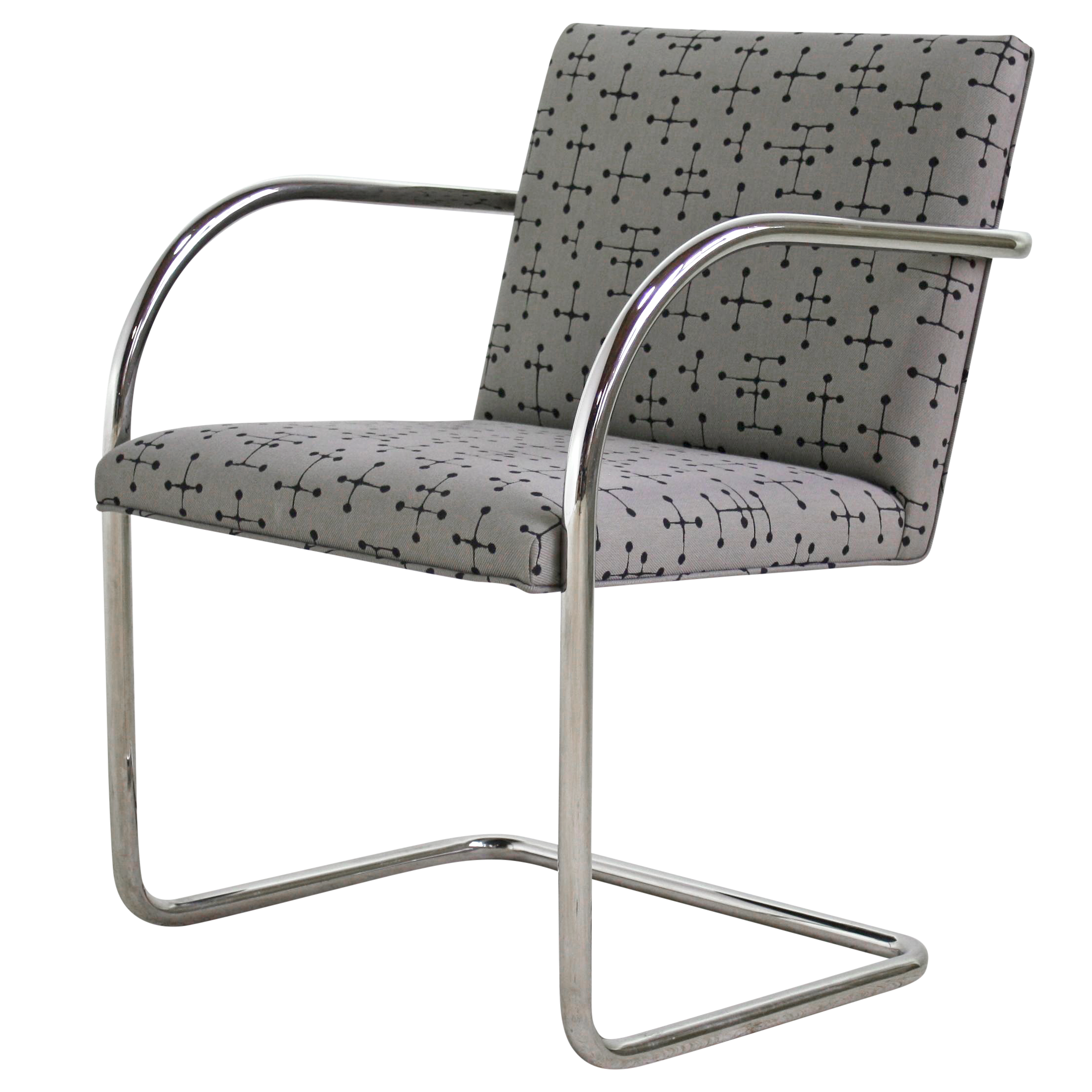 Mies van der rohe chair - Image Of Mies Van Der Rohe Brno Chair Eames Fabric 25 Avail