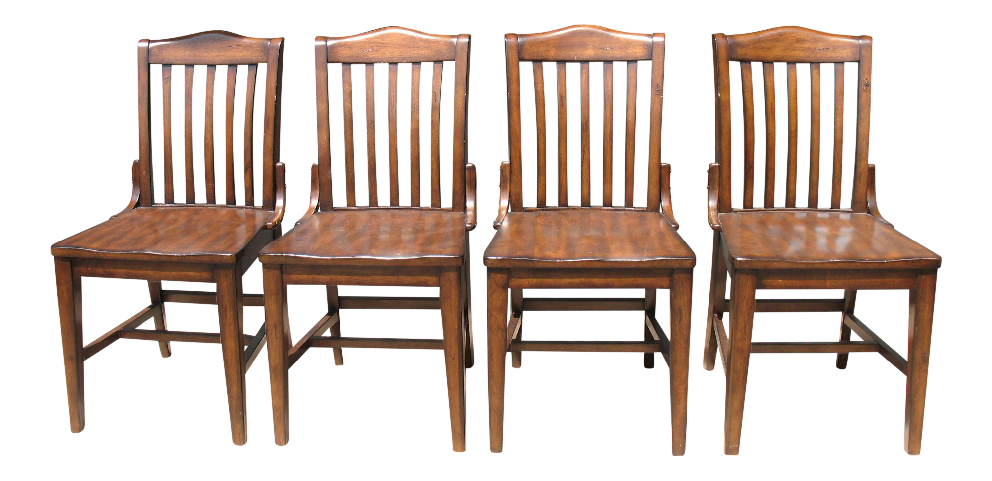 Pottery Barn Dining Chairs Set of 4 Chairish : pottery barn dining chairs set of 4 7079 from www.chairish.com size 1991 x 966 png 2053kB