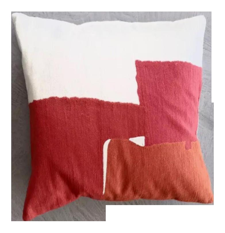 Decorative Pillow West Elm : West Elm- Steven Alan Stripes Designer Decorative Pillow Chairish