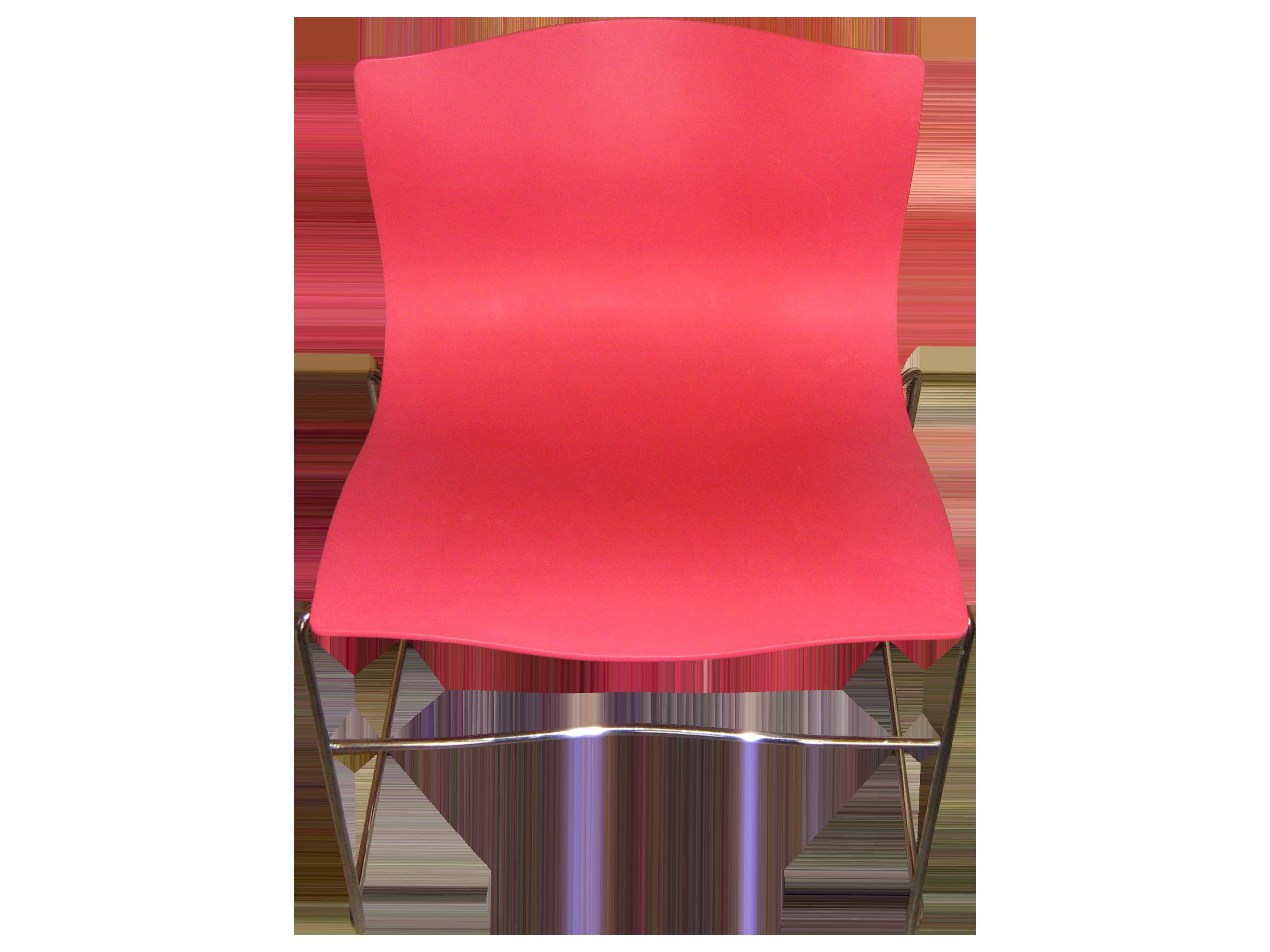 Vignelli Knoll Handkerchief Chairs Set Of 4 Chairish