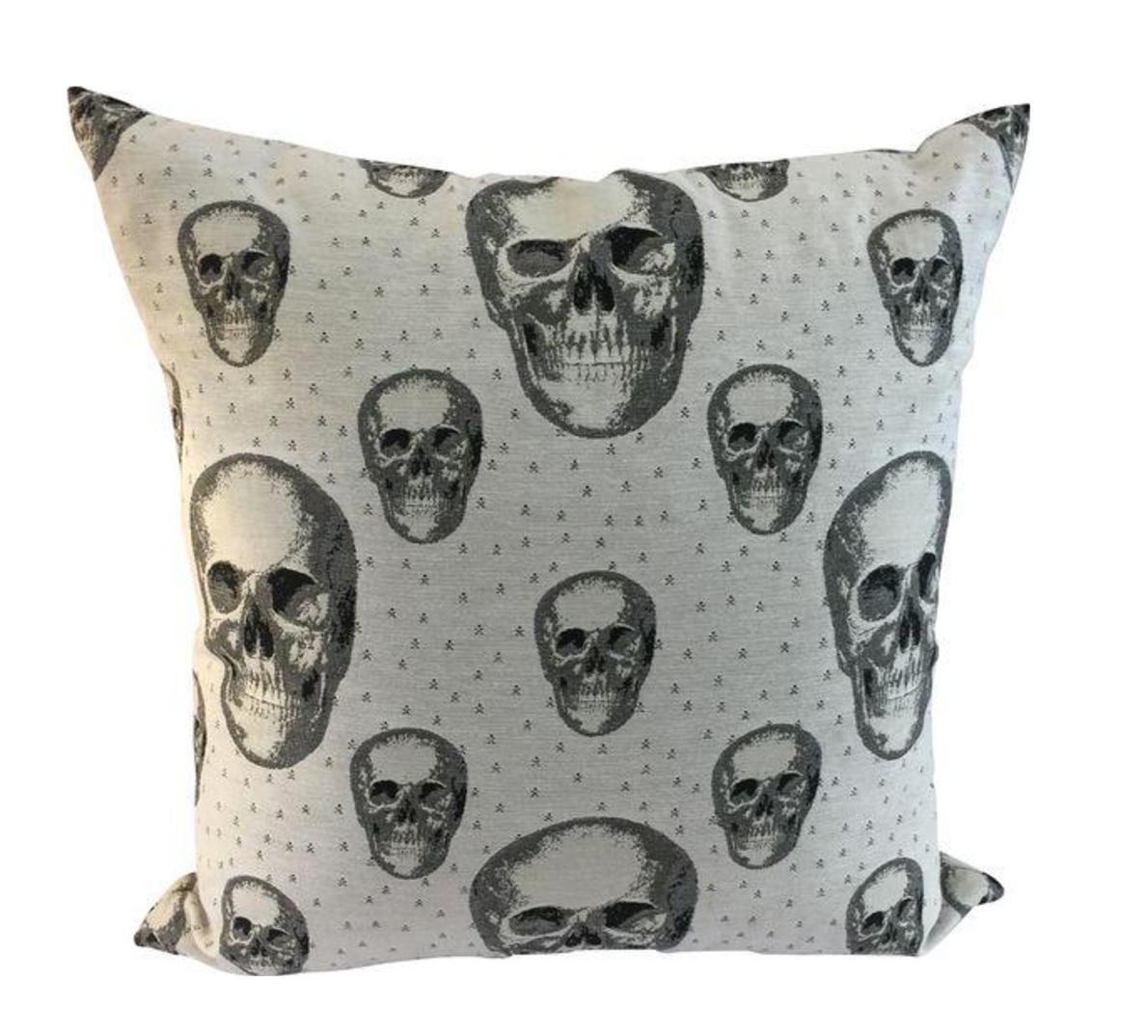 Skull Decorative Pillow Home Decor Pillows