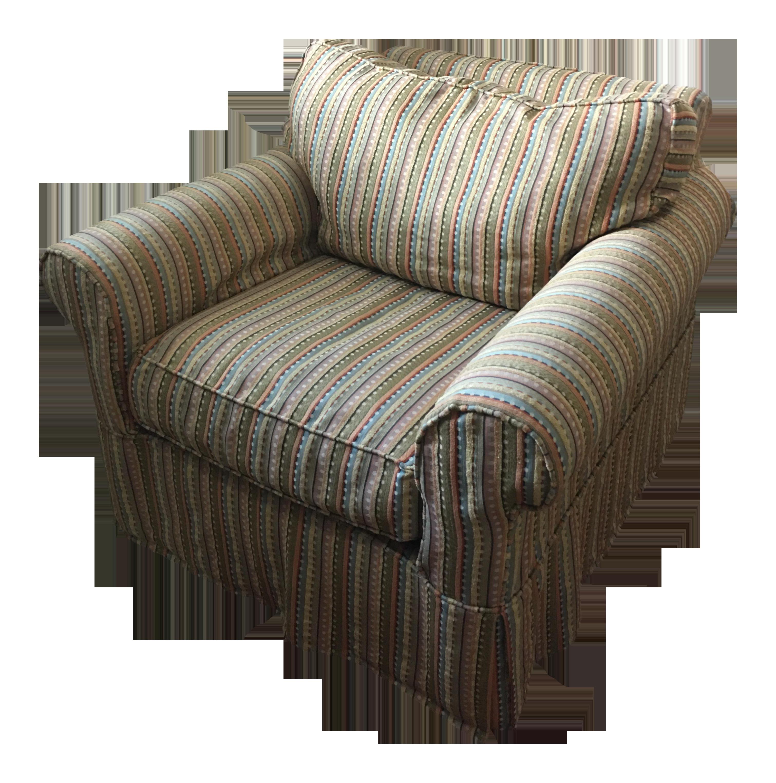 Rowe Nantucket Slipcover Chair Chairish
