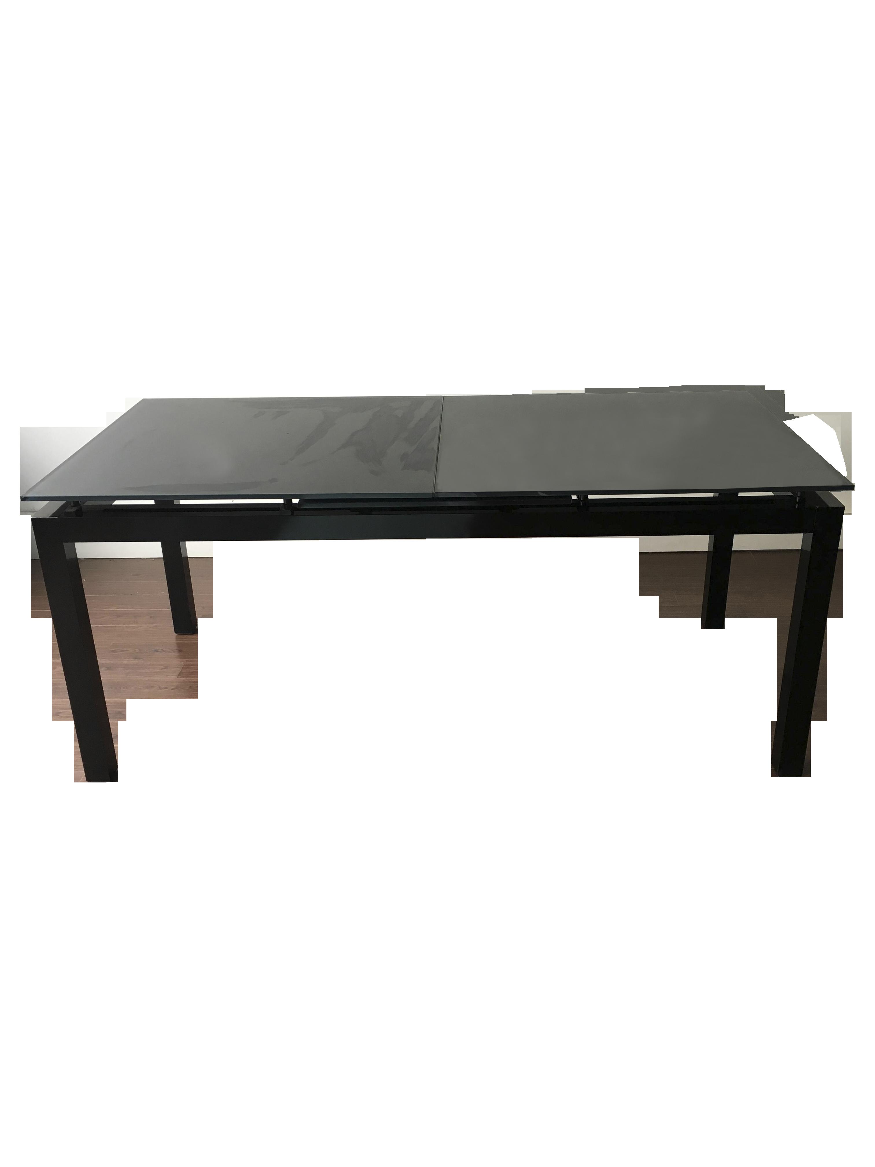 Ligne roset 39 bianco 39 dining table chairish - Table yoyo ligne roset ...