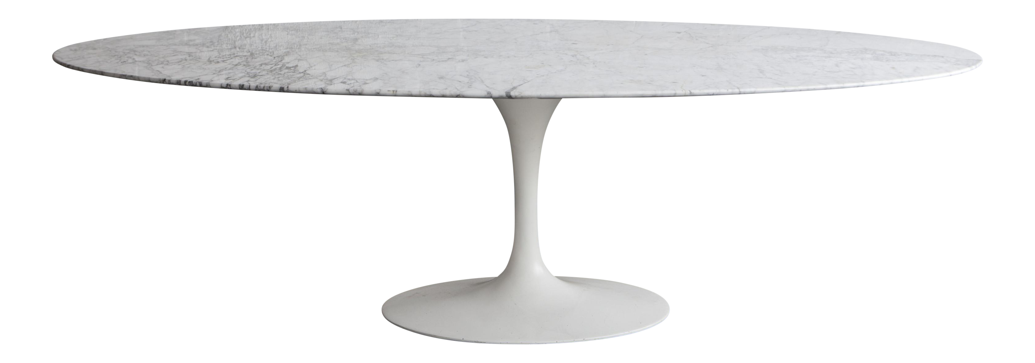 Eero Saarinen Marble Tulip Dining Table
