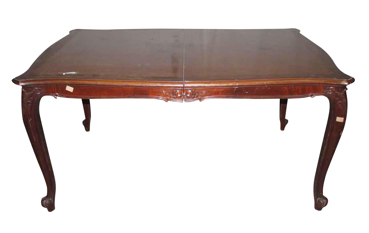 Carved Mahogany Dining Table Chairish : carved mahogany dining table 7926 from www.chairish.com size 1200 x 758 png 199kB