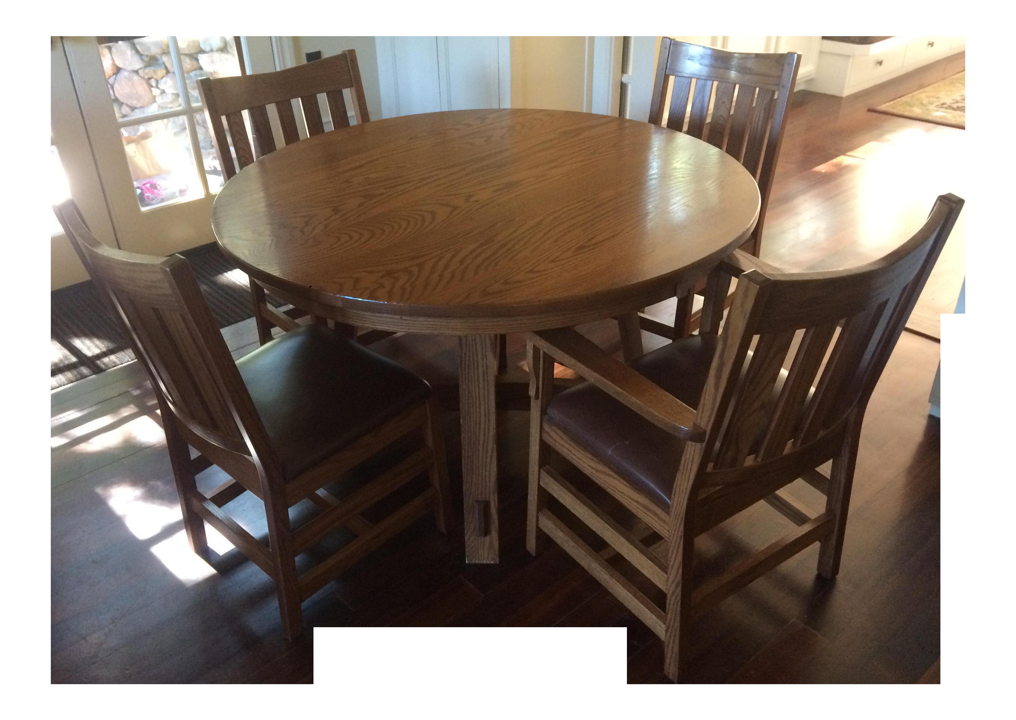 Mennonite Made Custom Dining Set