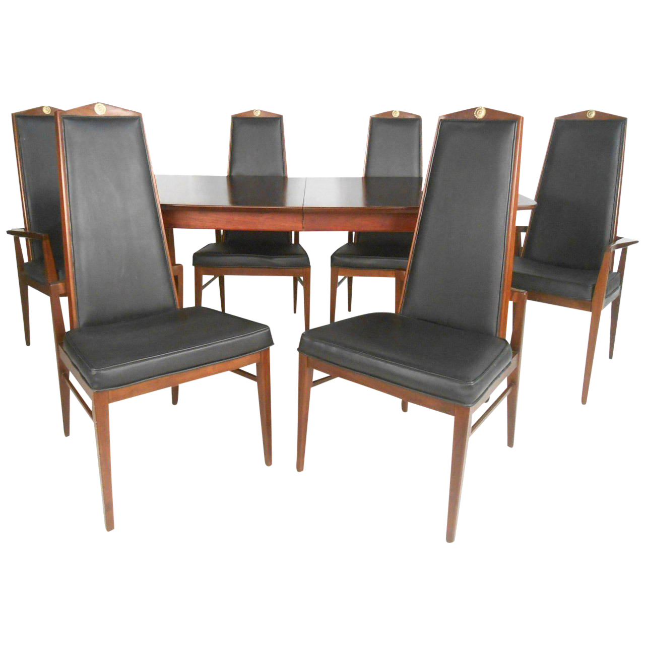 Mid Century Modern Dining Set Chairish