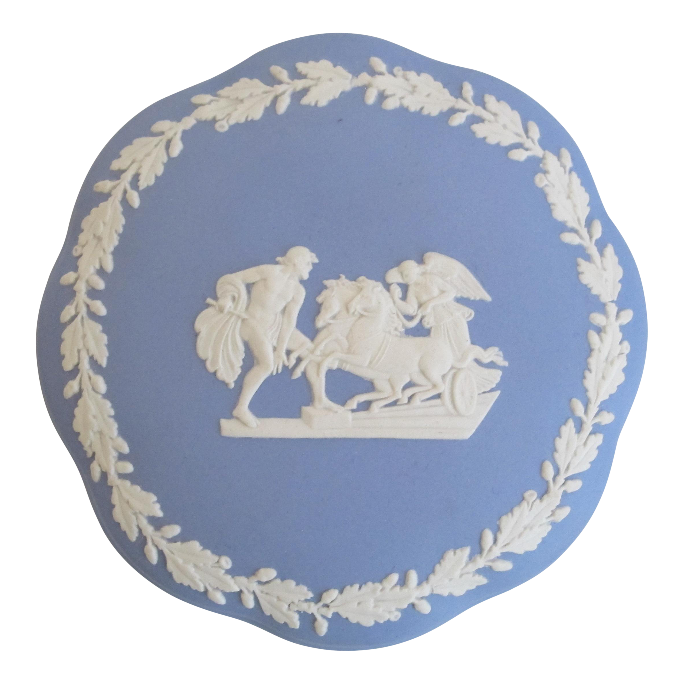 Wedgewood Trinket Box | Chairish