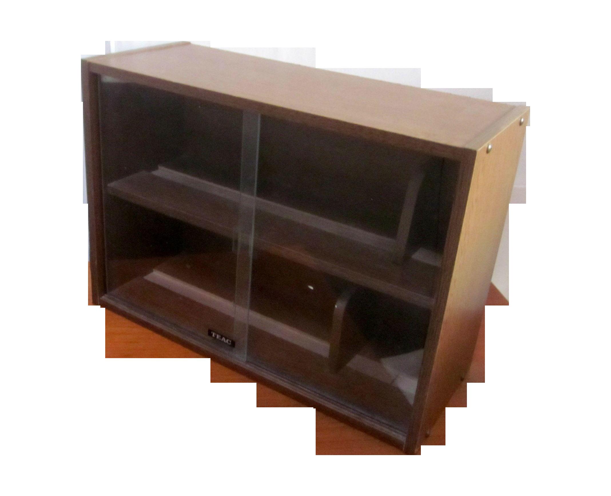 Cd cabinet wood