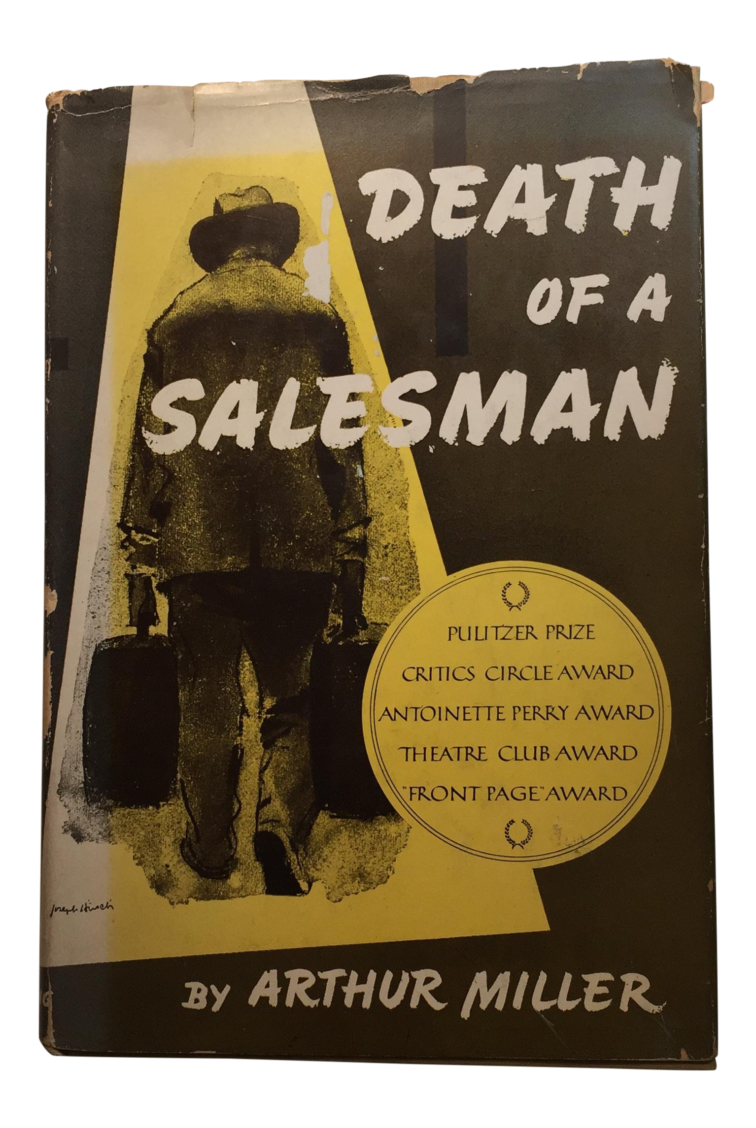 realism in death of a salesman by arthur miller The guardian - back to home death of a salesman, its author, setting and subject: the business arthur miller religion judaism.