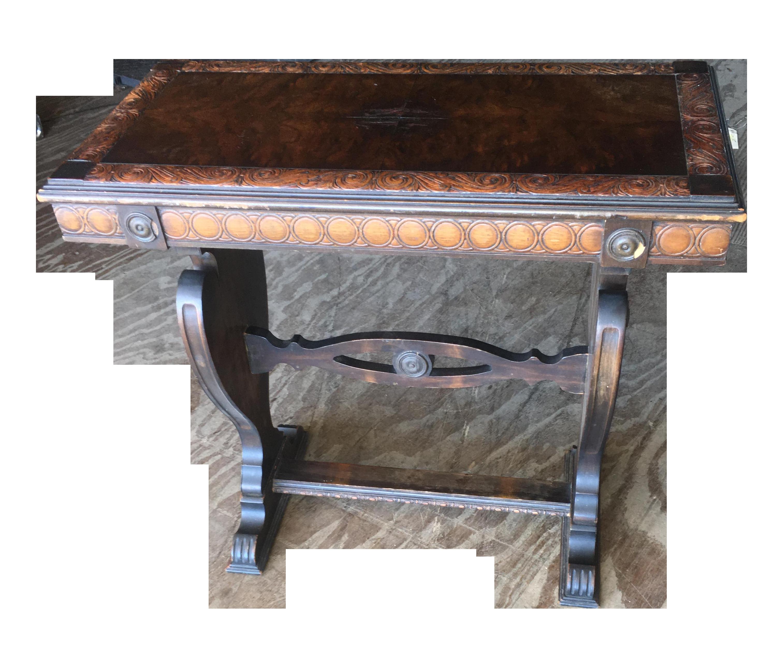 Antique sofa table - Antique Sofa Table 38