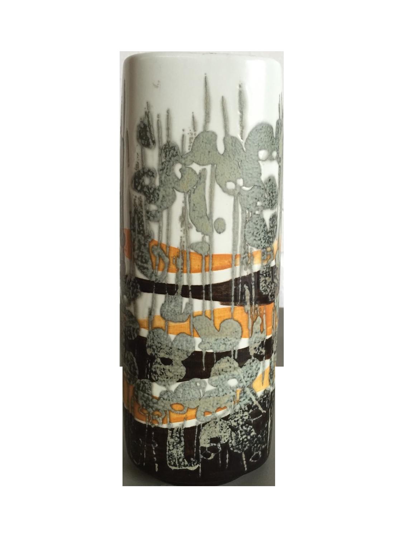 mid century royal copenhagen ivan weiss vase chairish. Black Bedroom Furniture Sets. Home Design Ideas