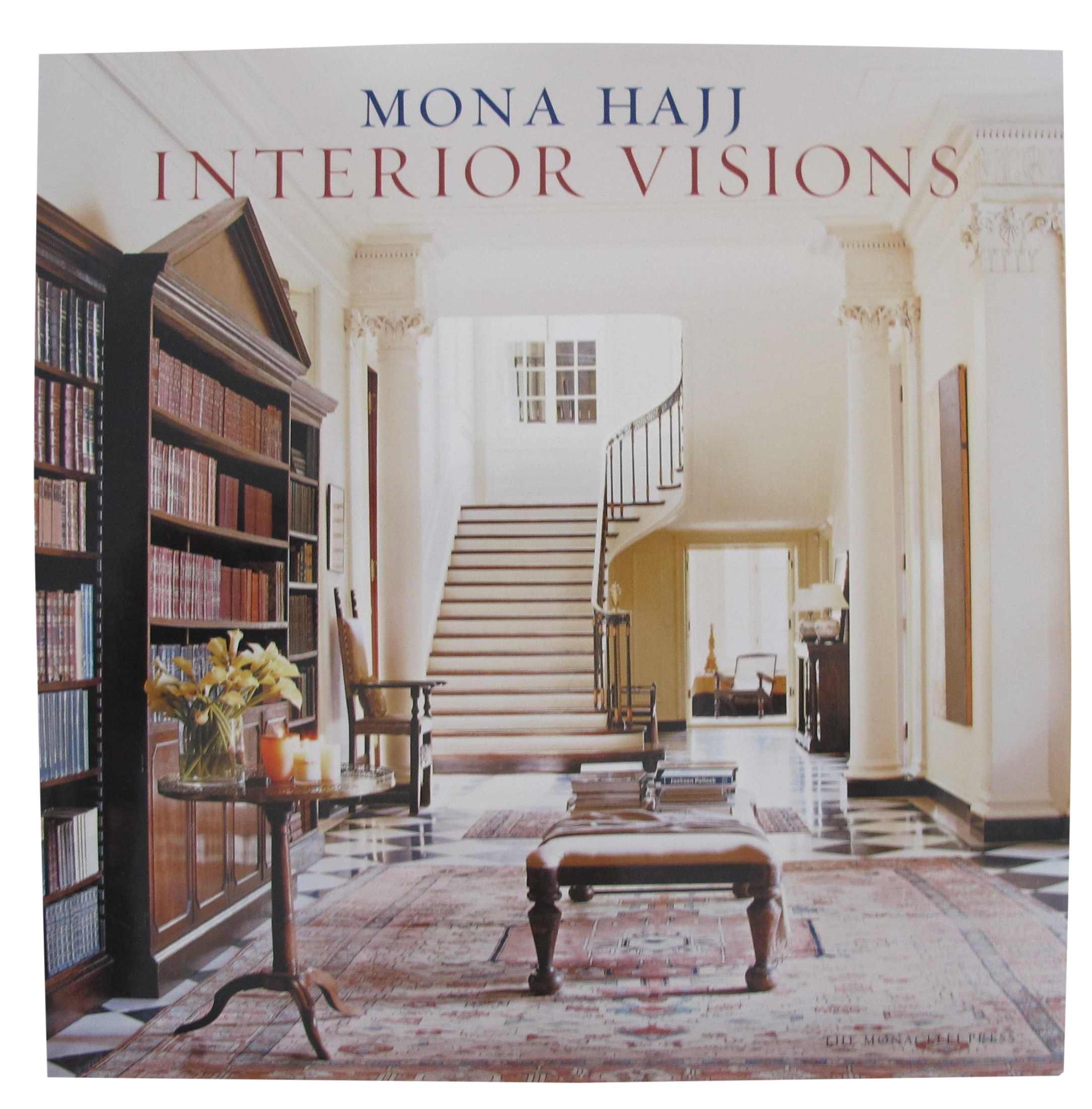 interior visions by mona hajj signed chairish