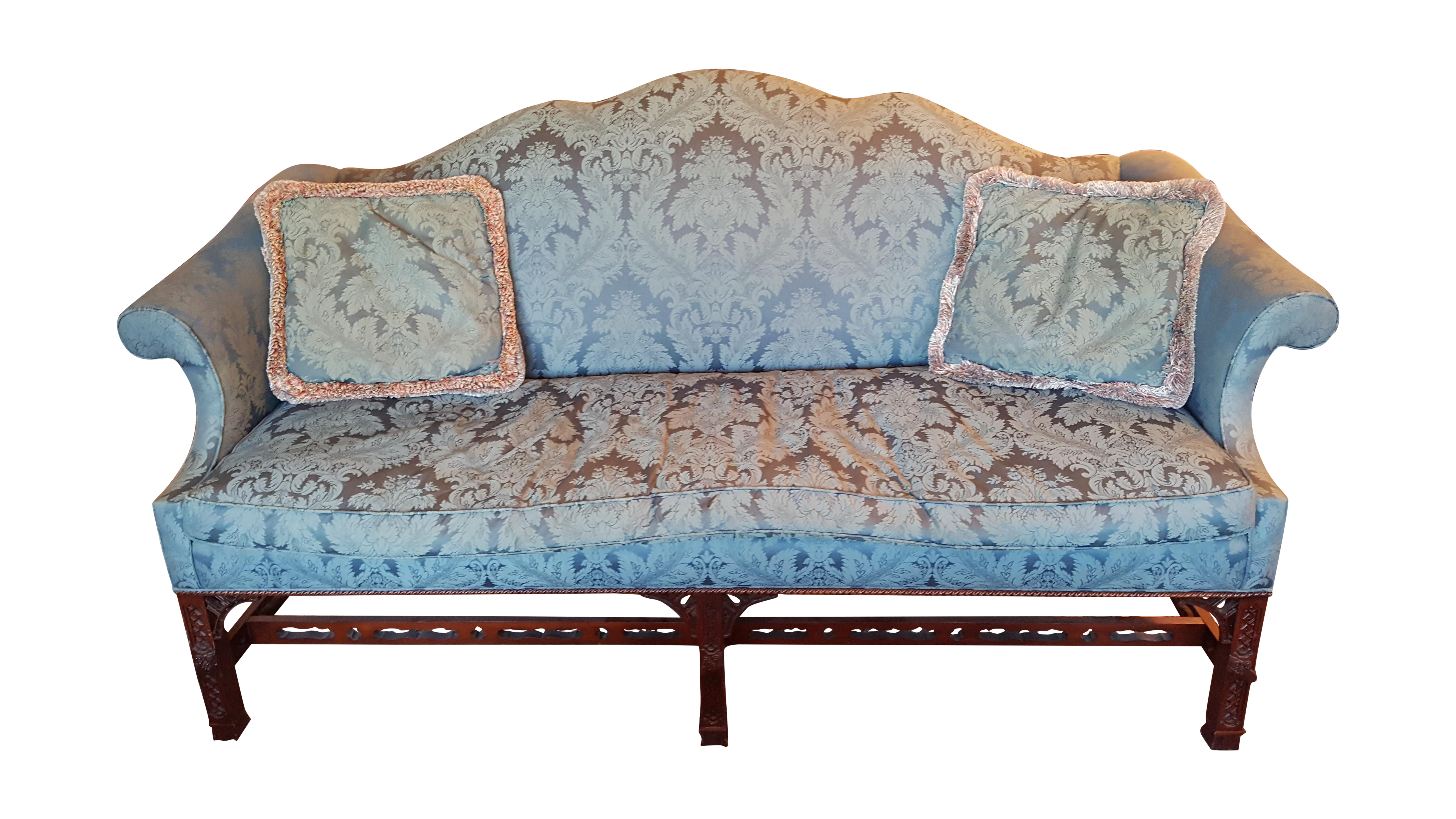 Chinese Chippendale Sofa Search All Lots Skinner Auctioneers TheSofa