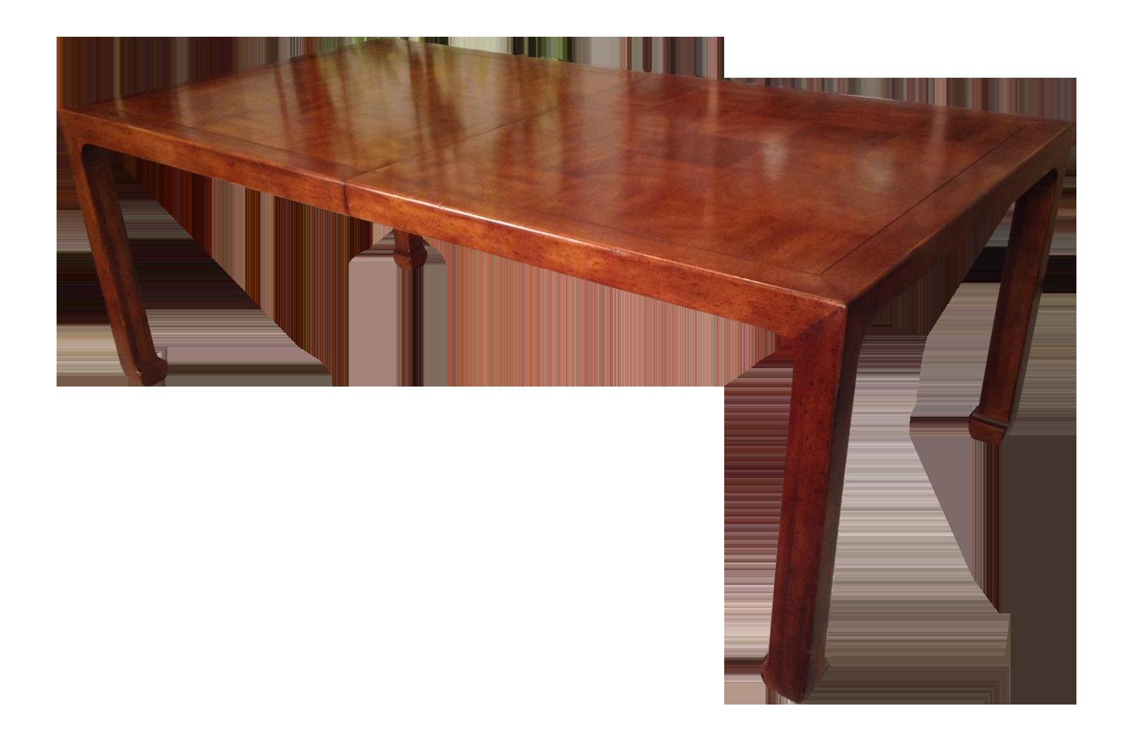Henredon Asian Solid Mahogany Dining Table Chairish : henredon asian solid mahogany dining table 4045 from www.chairish.com size 1602 x 1050 png 573kB