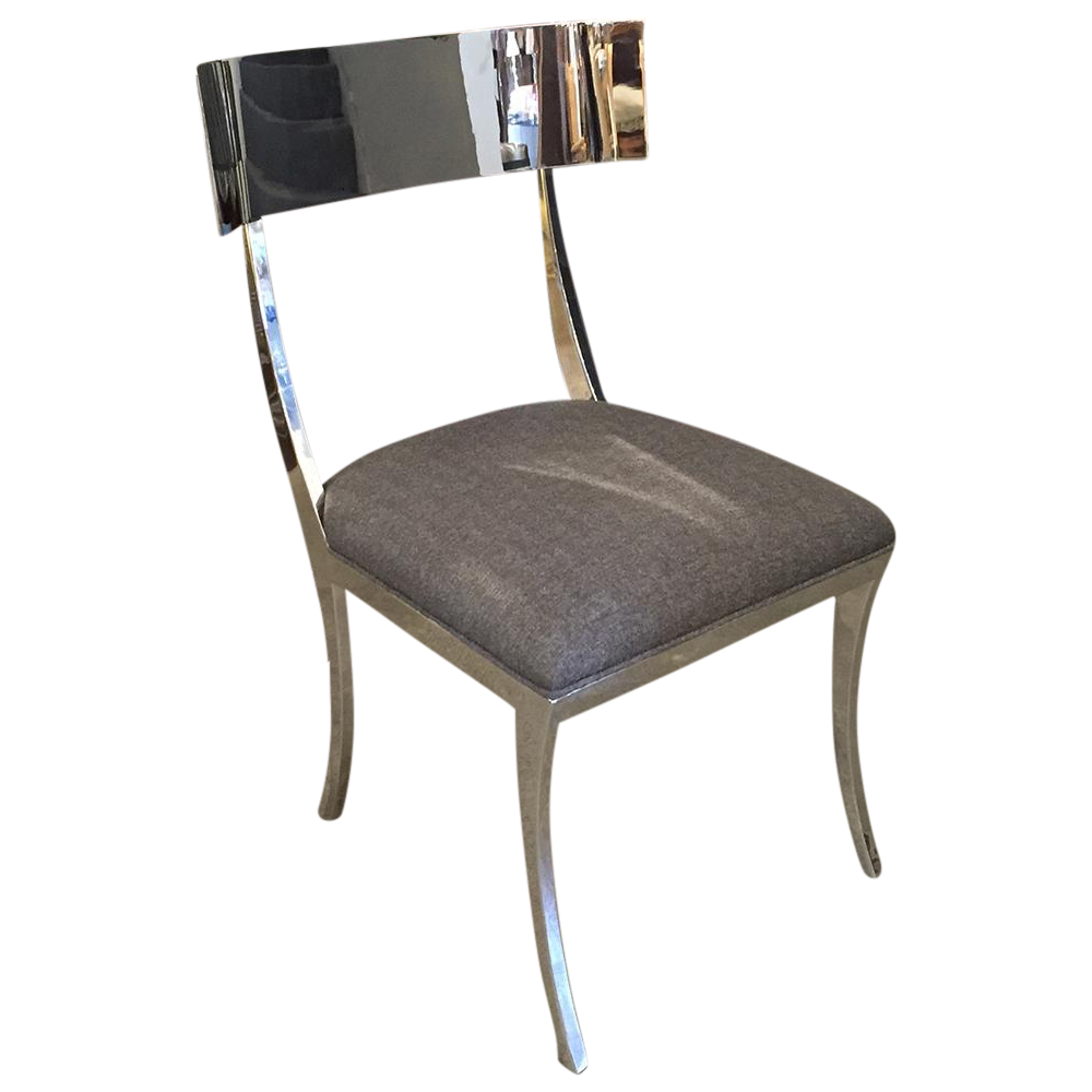 Bernhardt Gustav Metal Side Chair 5 Available Chairish