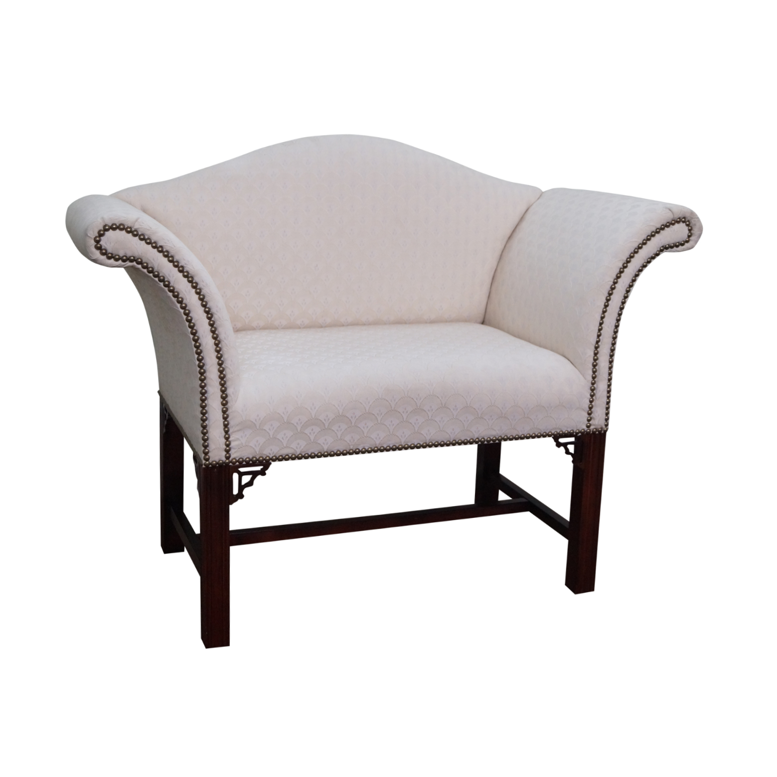 Chippendale Style Settee Bench Chairish