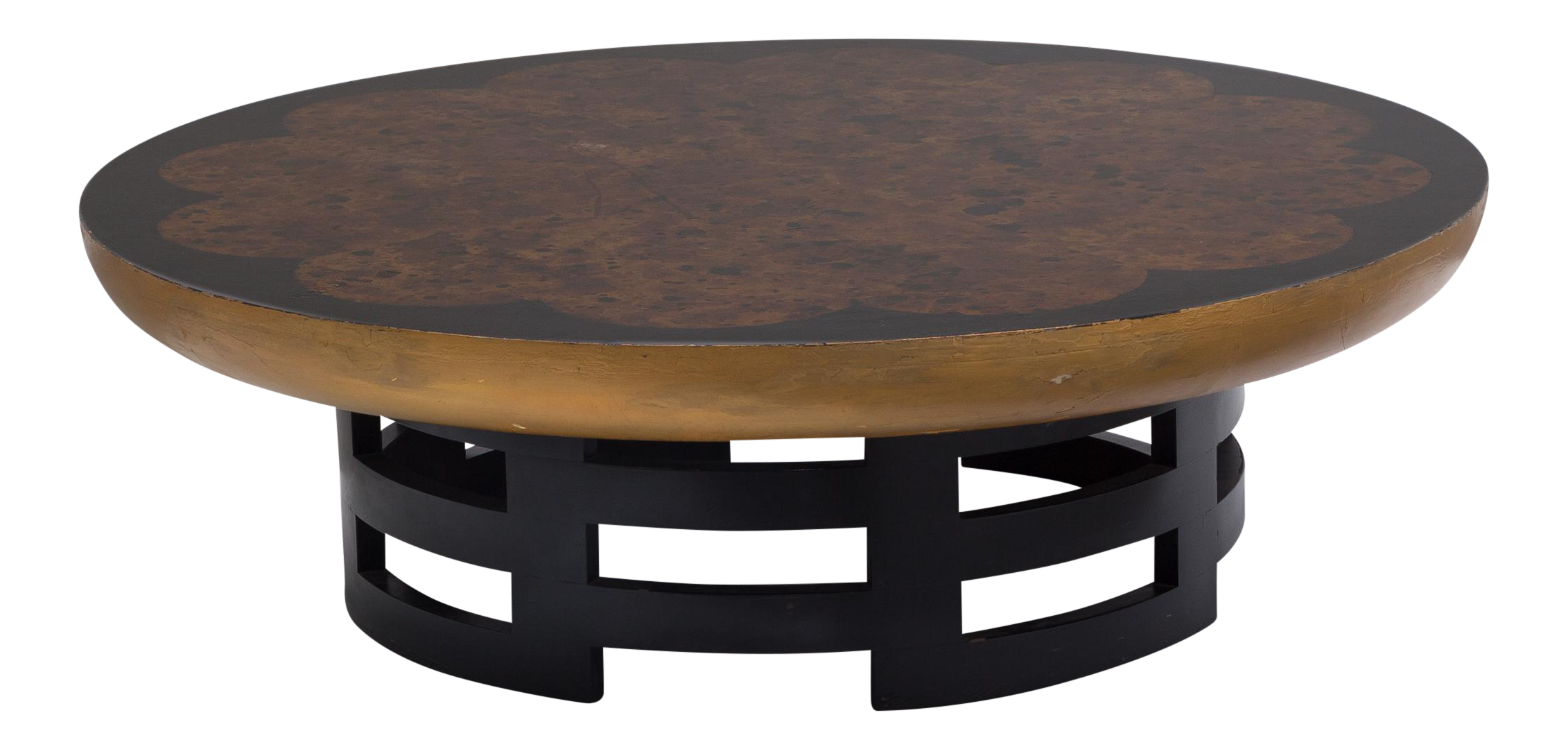 World Class A Kittinger Asian Modern Coffee Table Germany circa