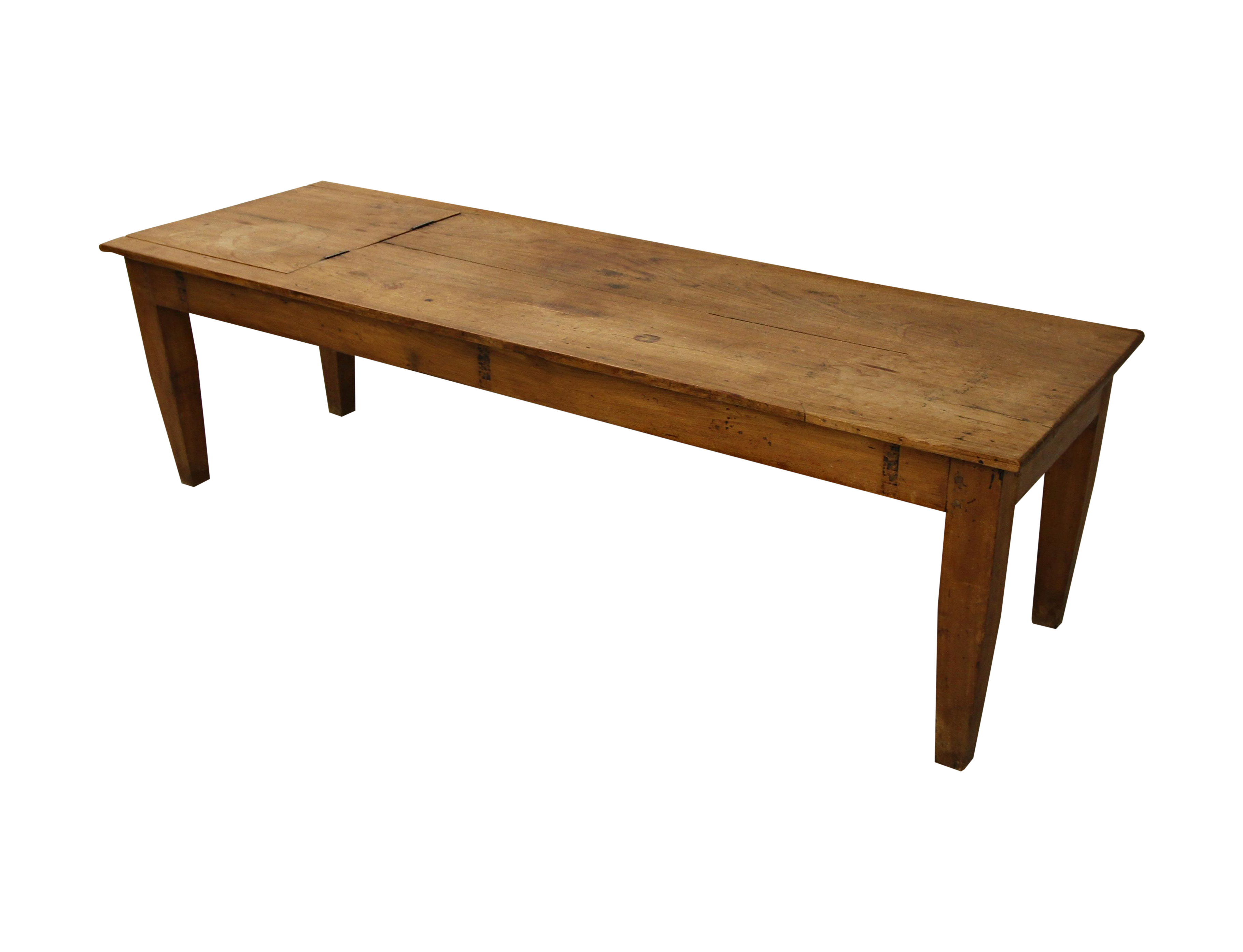 Primitive antique industrial farmhouse coffee table chairish geotapseo Image collections