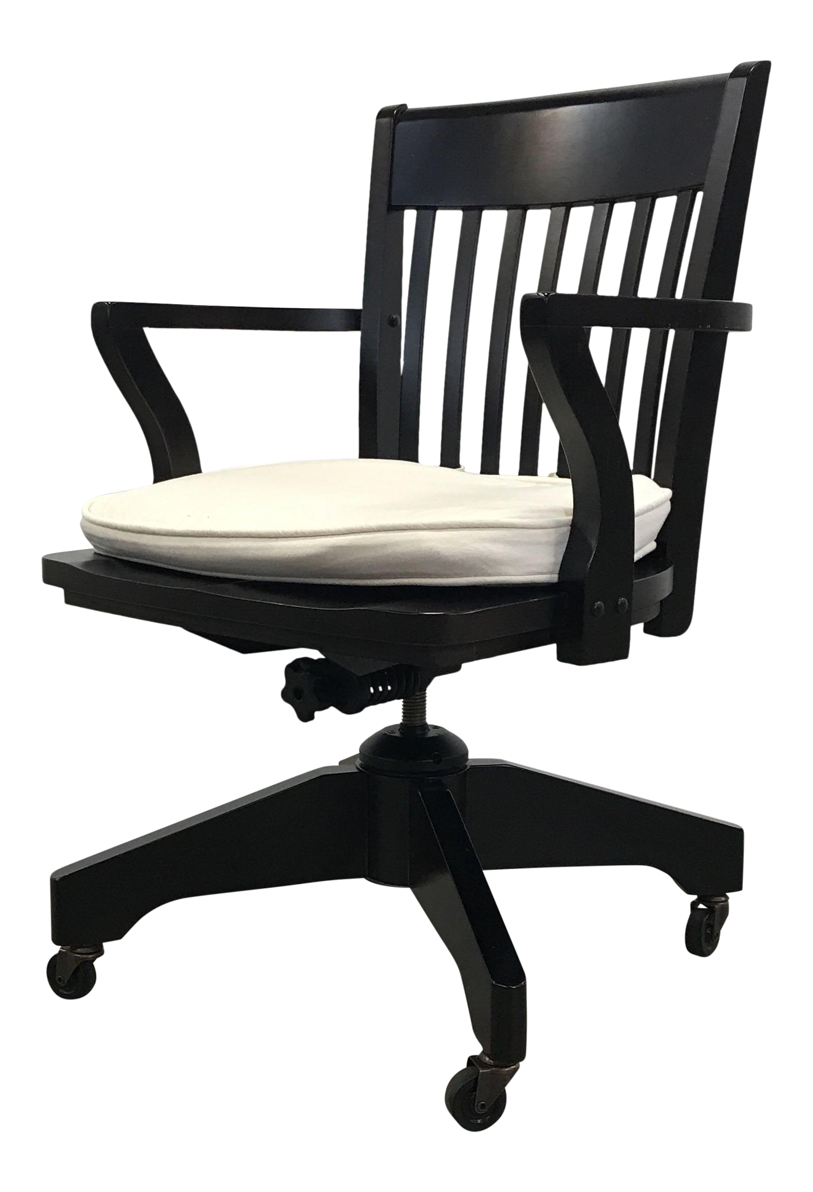 Traditional Office Chair By Pottery Barn Chairish