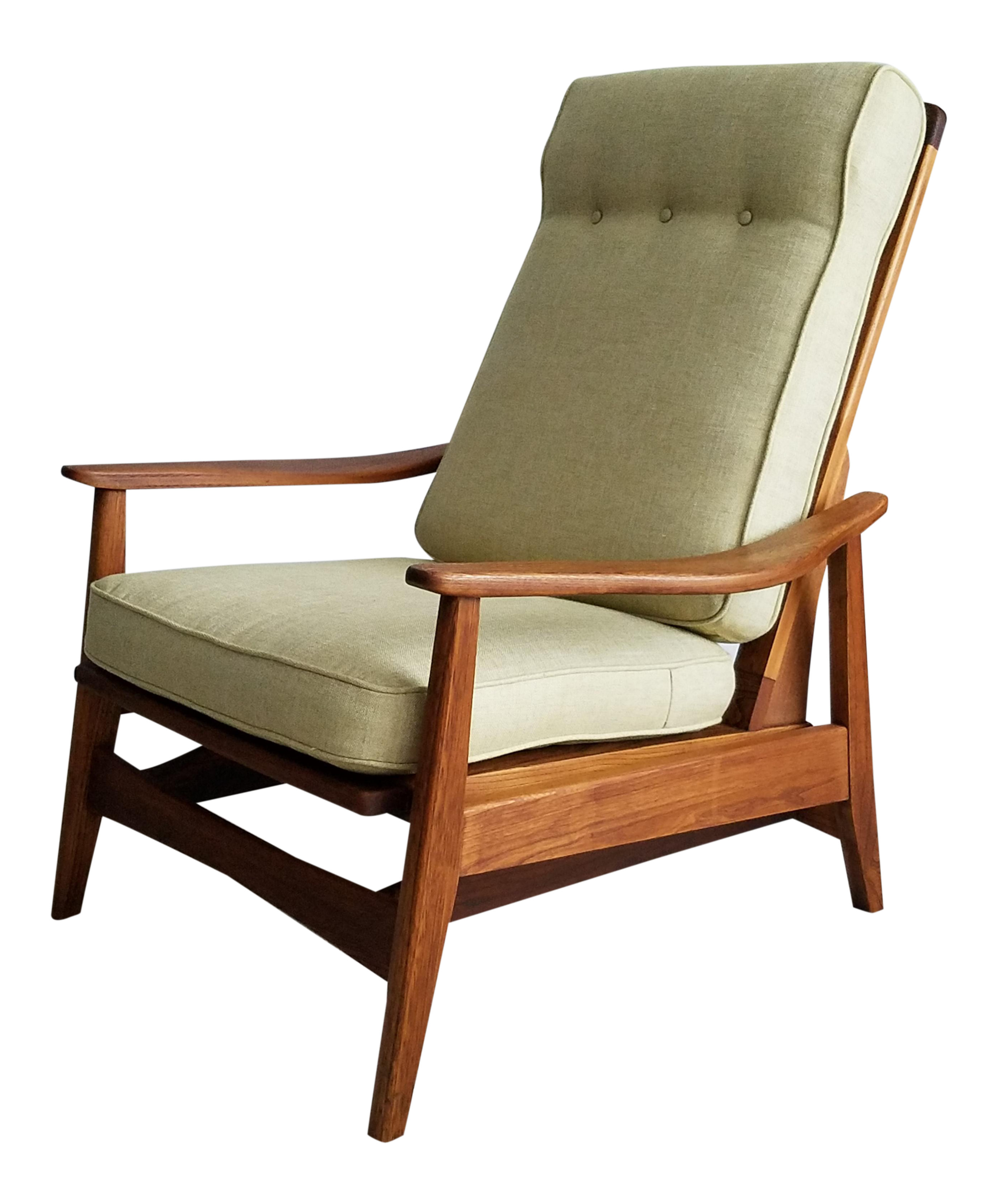 Vintage Used MidCentury Modern Rocking Chairs Chairish
