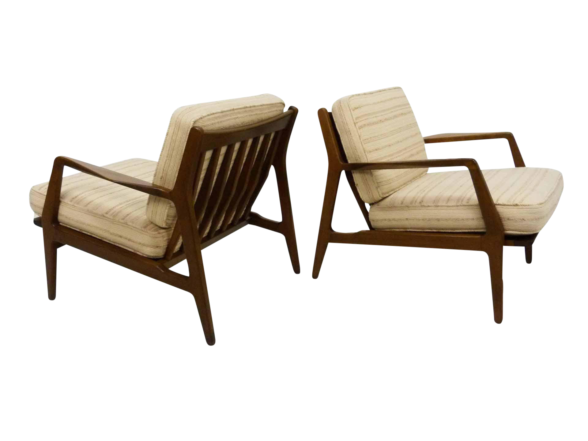 This sculptural pair of lounge chairs by ib kofod larsen is no longer - This Sculptural Pair Of Lounge Chairs By Ib Kofod Larsen Is No Longer 37