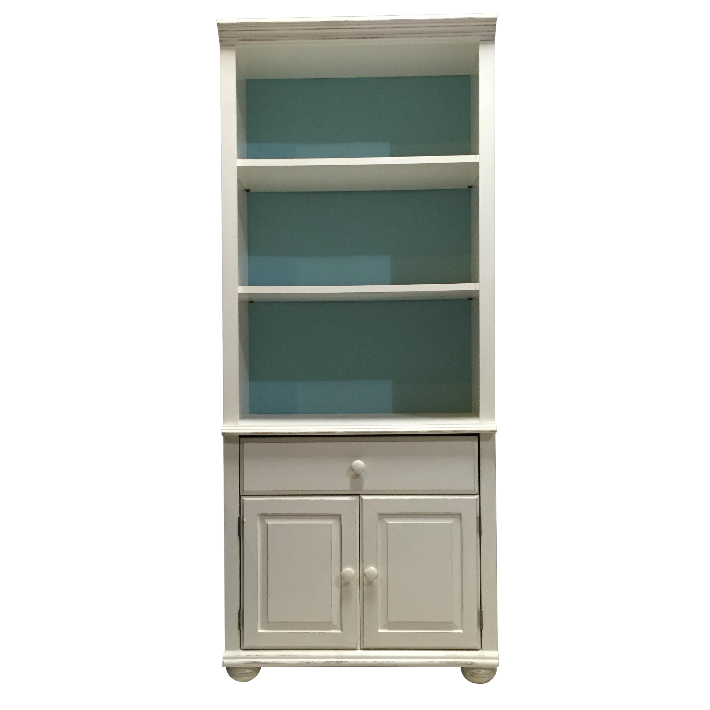 Very Impressive portraiture of Beach Style Bookcase With Cabinet Chairish with #486360 color and 2448x2448 pixels