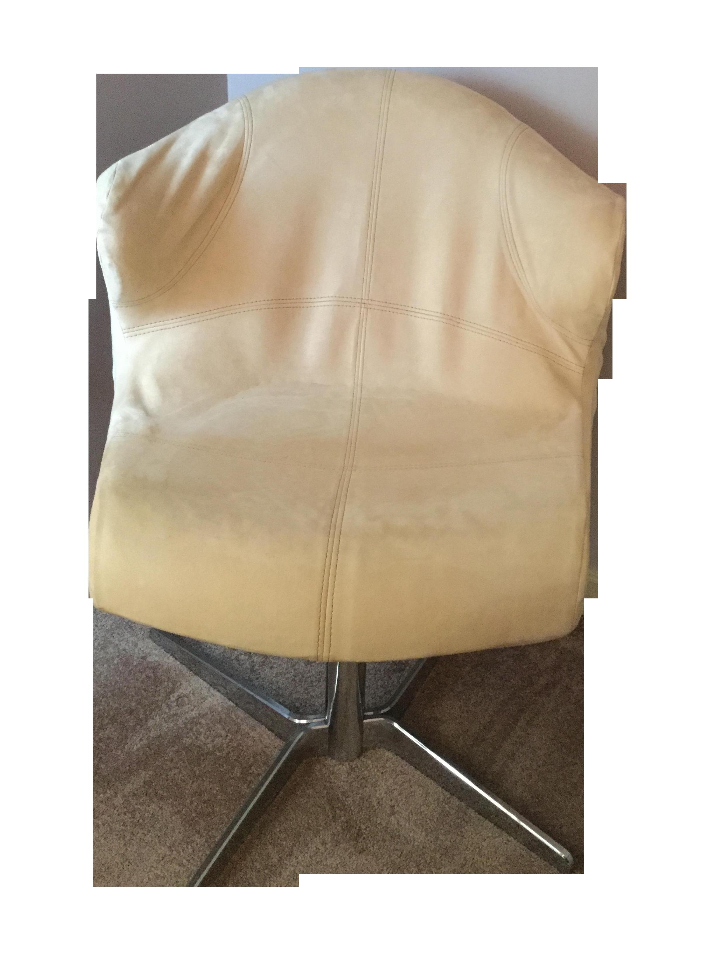 ligne roset alster chair chairish. Black Bedroom Furniture Sets. Home Design Ideas