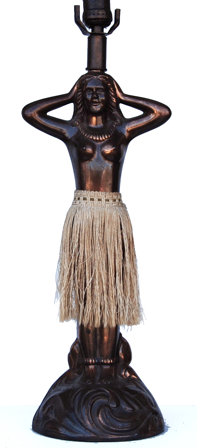 Hula Table Lamp Chairish