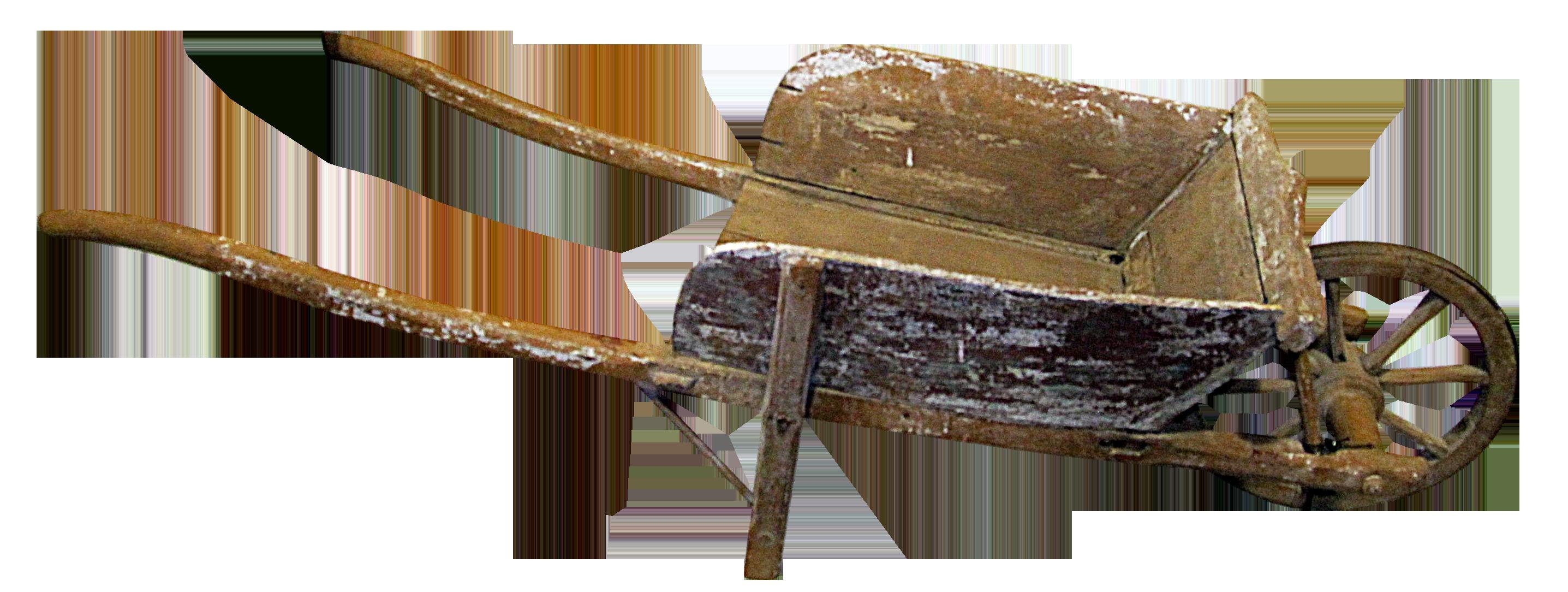 Antique French Child S Wheelbarrow Chairish